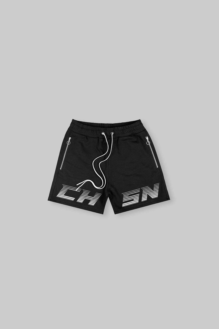 RACER SHORT BLACK