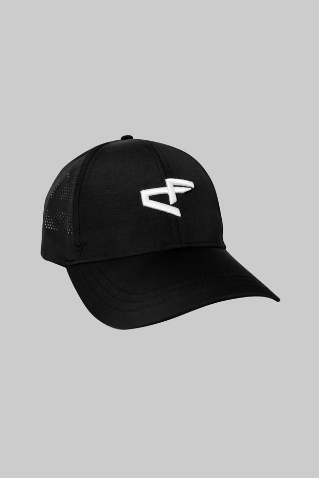 Logo Performance Cap Black