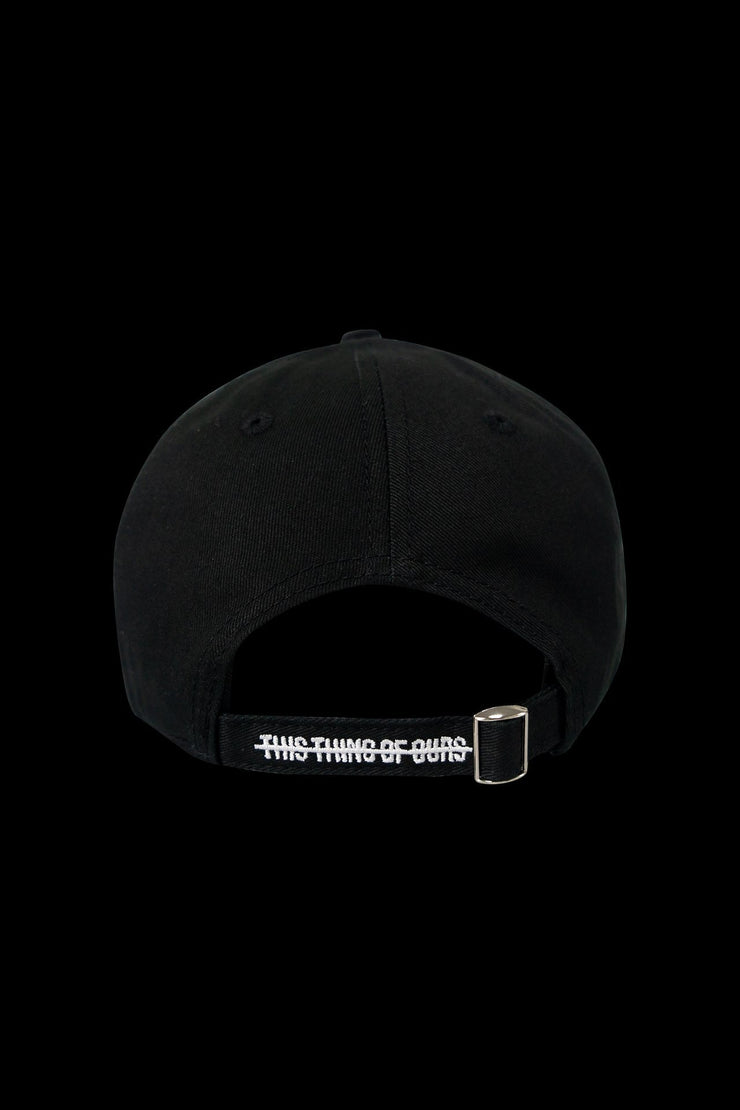 CHOSEN 50/50 Cap Black