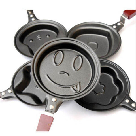 Assorted  Mini Non-Stick Egg Frying Pan