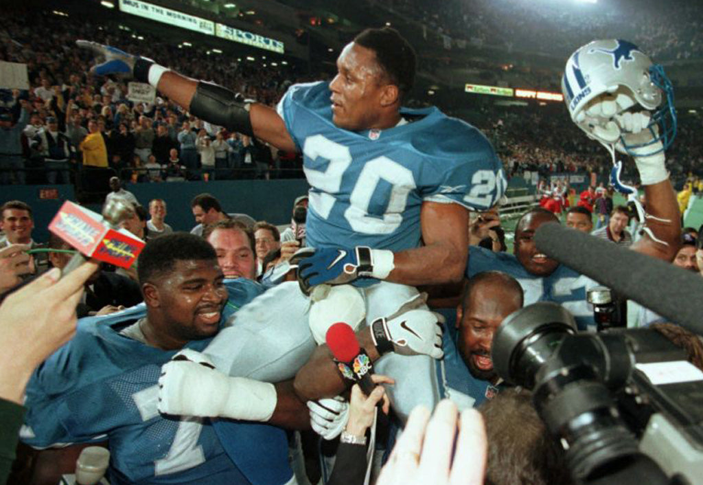 Best moments in Detroit Lions history