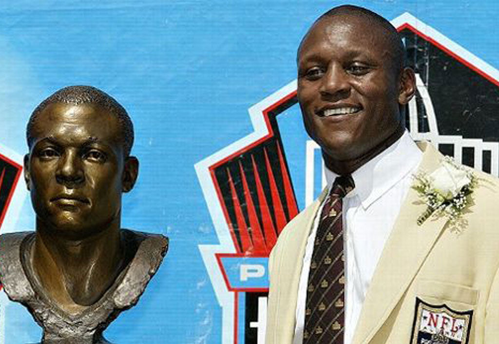 Barry Sanders easily best draft pick in Lions history