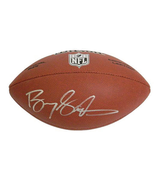 NEW Barry Sanders Signed Wilson Limited Full Size NFL Replica Football