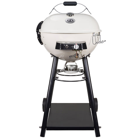 Leon 570 G Gas Barbecue - Wit