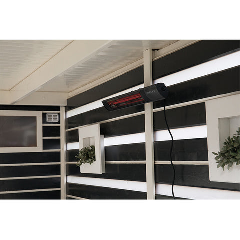 Royal Diamond Dark Wall 2000 Heater