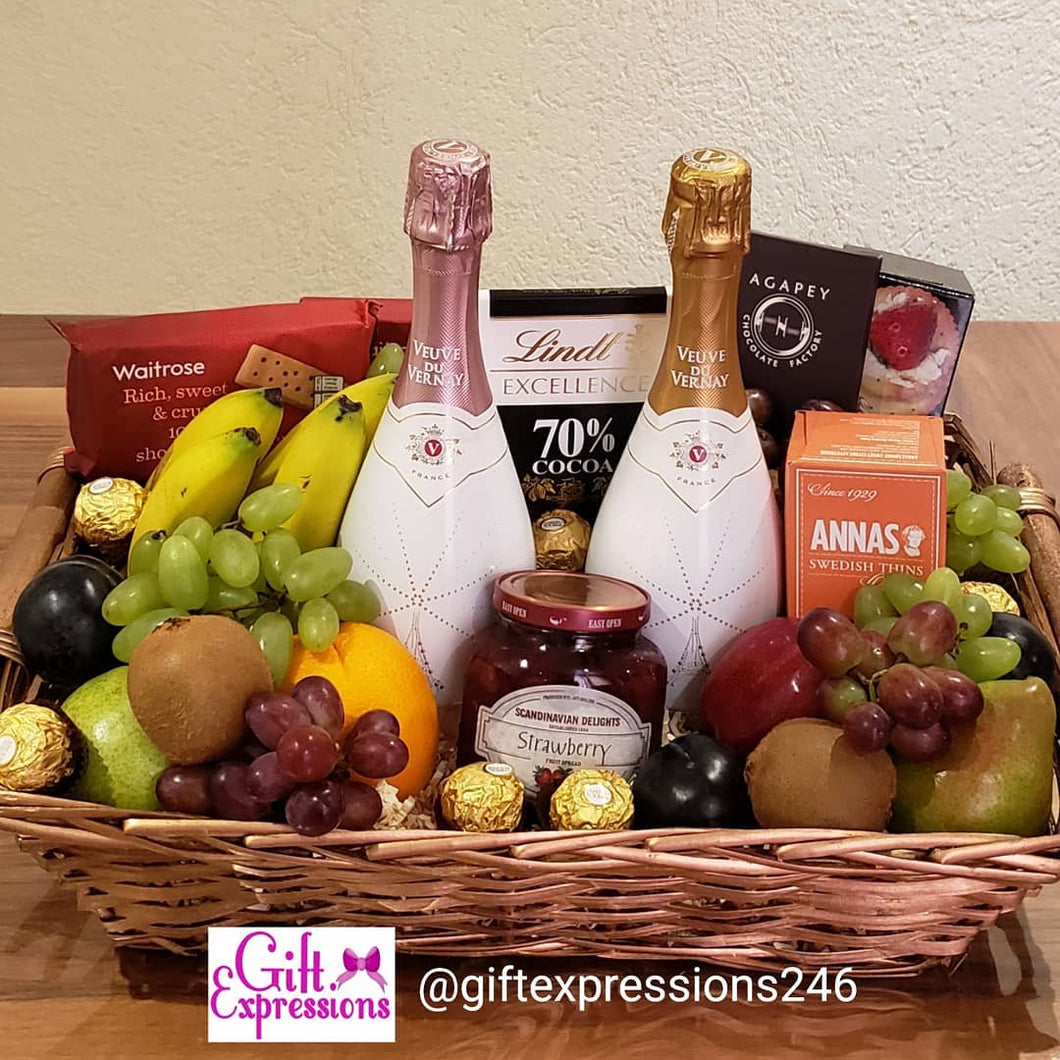 Grand Collections Gourmet Basket