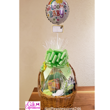 Load image into Gallery viewer, Welcome Baby Gift Basket