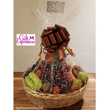 Load image into Gallery viewer, Distinctive Delights Fruit Basket - Gift Expressions
