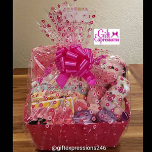 Happy Baby Gift Basket