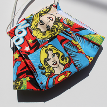 Load image into Gallery viewer, Unisex Face Mask - Supergirl