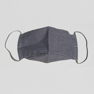Unisex Face Mask - Gingham