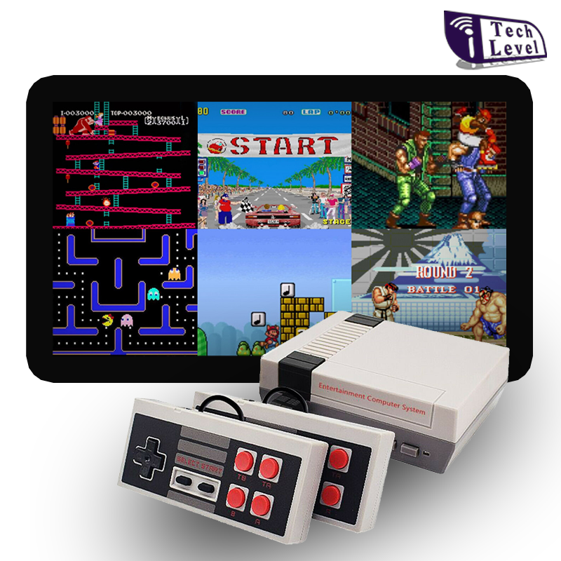 NES Old Gaming Console - iTech Level