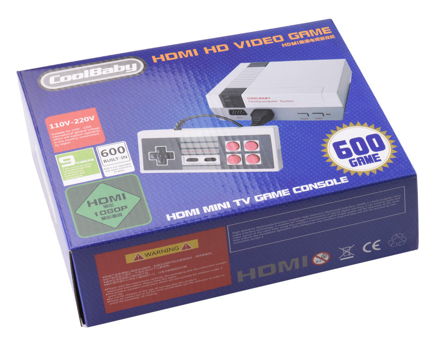 NES Old Gaming Console Box - iTech Level