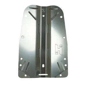 Halcyon Stainless-steel Backplate