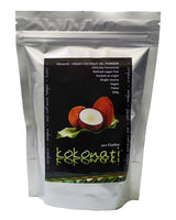 D - Kokonati Organic Coconut Virgin Oil Powder (200g) - Organic Store NZ