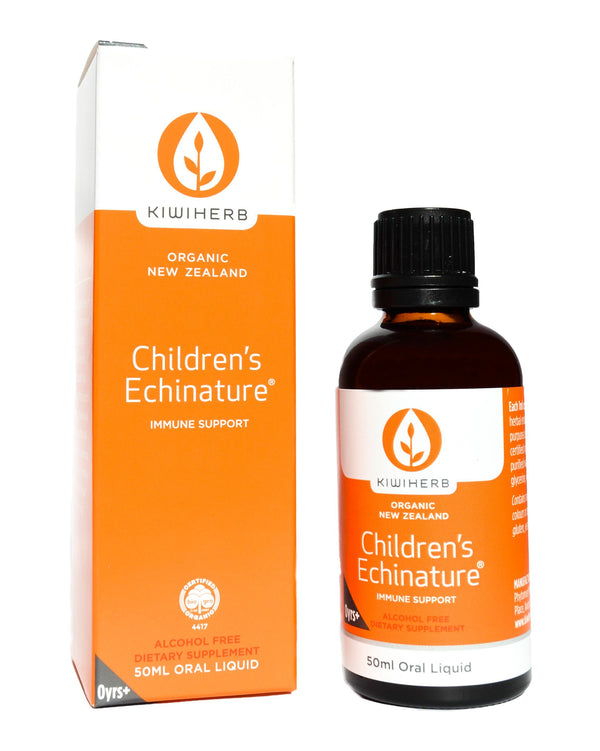 Kiwiherb Children's Echinature (50ml) - Organic Store NZ