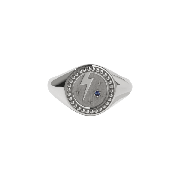 MEADOWLARK Amulet Strength Ring