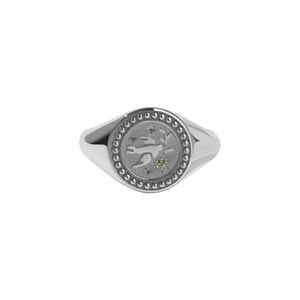 MEADOWLARK Amulet Peace Ring