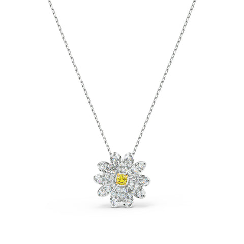 SWAROVSKI Eternal Flower Pendant-small