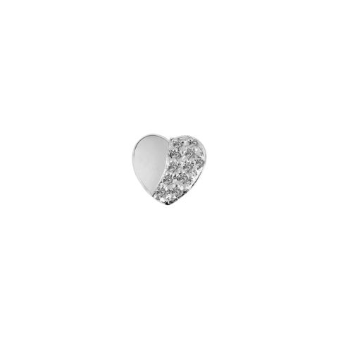 STOW Eternity Heart Charm