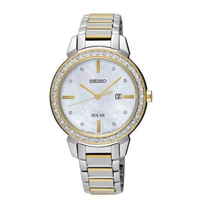 Ladies Seiko Solar SUT328P1