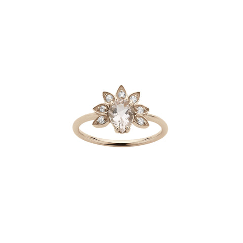 MEADOWLARK Petal Ring