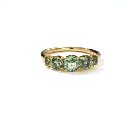 MEADOWLARK Signature 5 Stone Ring