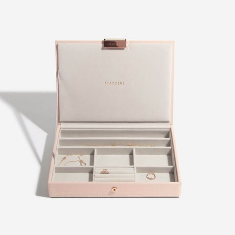Blush Pink Stackers Jewellery Box