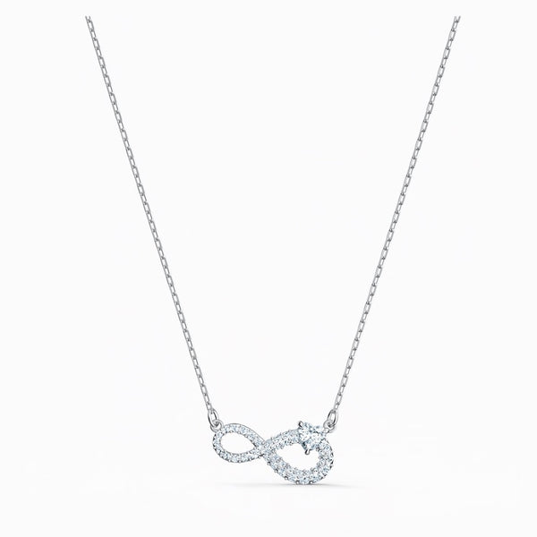 Swarovski Infinity Necklace