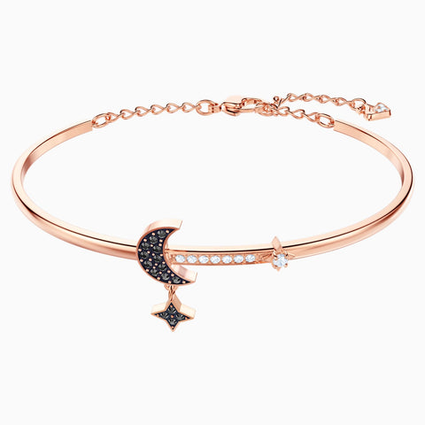 SWAROVSKI Symbolic Moon Bangle