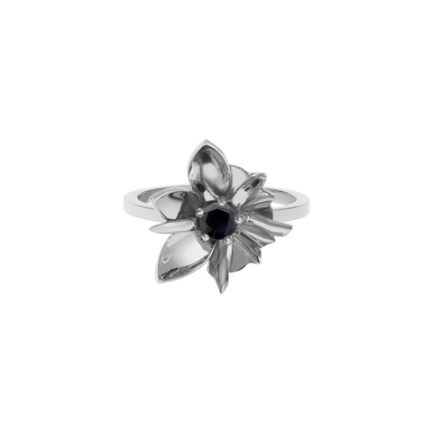 MEADOWLARK Wildflower Ring
