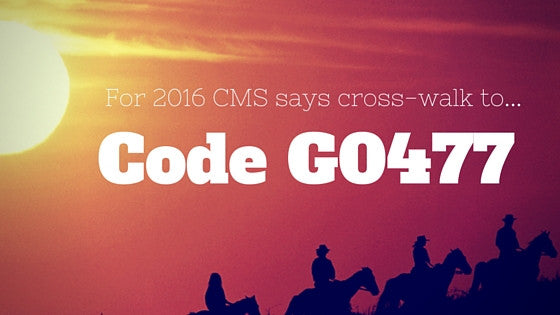 2016 CMS Drug Testing Codes: G0477, A Change You Should Know About