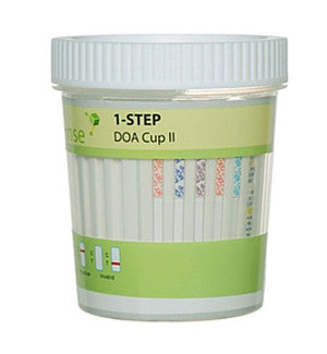 12-panel Rapid Response Drug Test Cup Kit | D12.5-1T - ToxTests