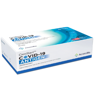 CareStart Rapid Antigen Tests 20 per box
