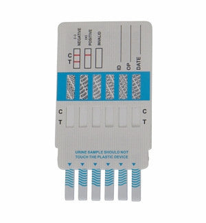 Alere 5 panel Drug Test Cards | DOA-654 (25/box) - ToxTests