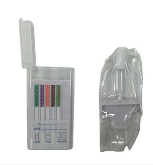 5-panel Oral Cube Saliva Test Kit | C-254 - ToxTests