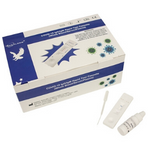 Healgen® COVID-19 Antibody Rapid Test Kit | GCCOV-402A (25/box)