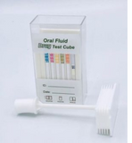 10-panel Healgen Saliva Drug Test | GBDSA-93104F (25/box)