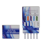 6 panel MD DrugScreen Dip Test Cards | MDOA-164 (25/box) - ToxTests