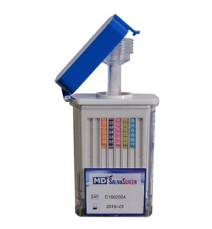 10-panel MD SalivaScreen Drug Test | MD-S6101 (25/box) - ToxTests