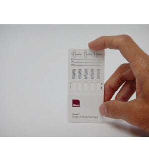 Alere Iscreen 174 5 Panel Drug Test Cards Is5 Mp 25 Box