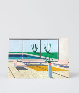 Interior 3 Greeting Card