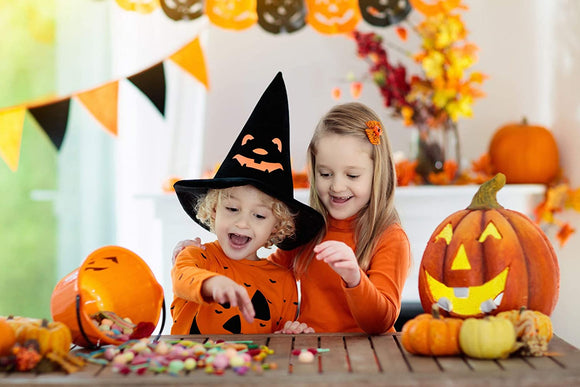 How to Celebrate Halloween with a Baby or Toddler