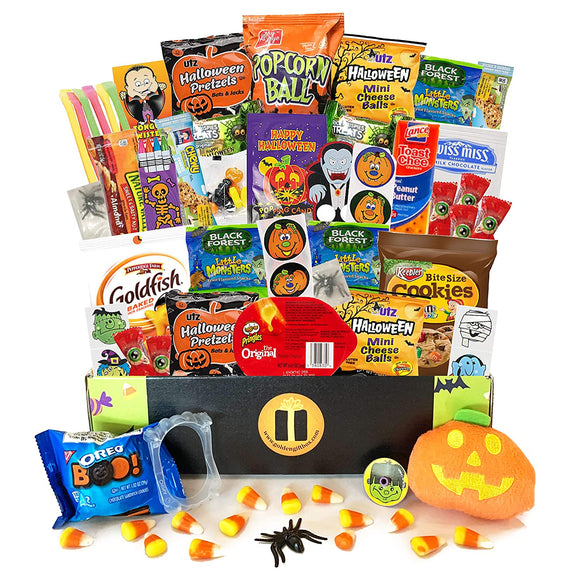 What to Put In A Halloween Care Package