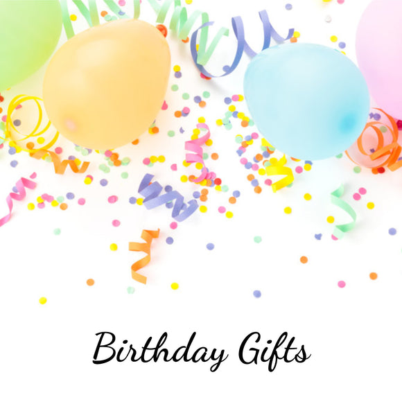 Birthday Gifts and Care Packages