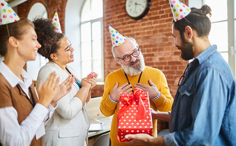 Everybody Deserves A Birthday Surprise!