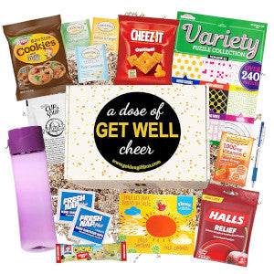 Get Well Cheer (New)