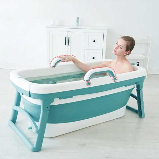 Best Portable Stand alone Folding Bathtub for Adults
