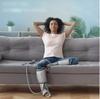 Neuropathy Foot and Leg Massager For Circulation Portable Electric Calf Compression Sleeves - Scodian.com