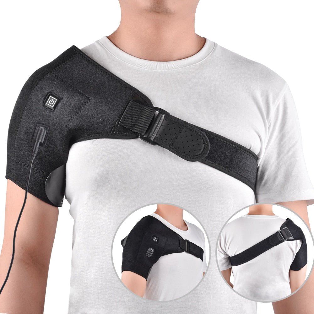 Shoulder Heating Pad for Frozen Shoulder - Heat Therapy